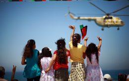 One-Year Anniversary of Anti-Qadhafi Uprising