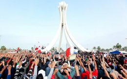 Arab Uprising by Bahraini_Activist, CC BY-SA 3.0