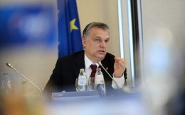 Victor Orbán by EPP