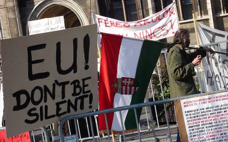 EU! Don't be silent