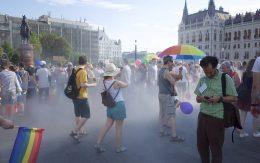 Budapest Gay Pride 2016