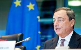 Mario Draghi at the EP
