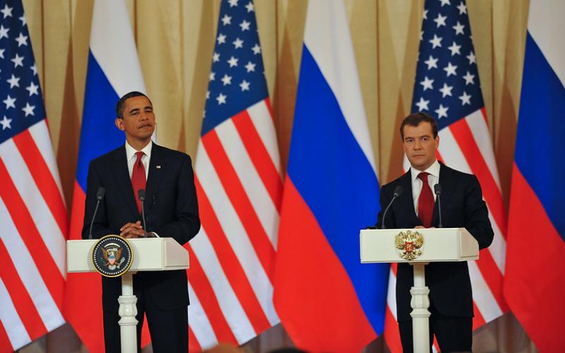 Obama / Medvedev