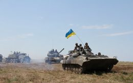Anti-terrorist operation in eastern Ukraine
