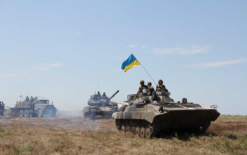 Anti-terrorist operation in eastern Ukraine