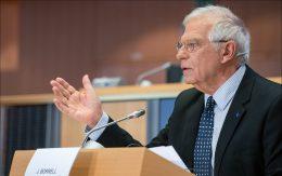Hearing of Josep Borrell